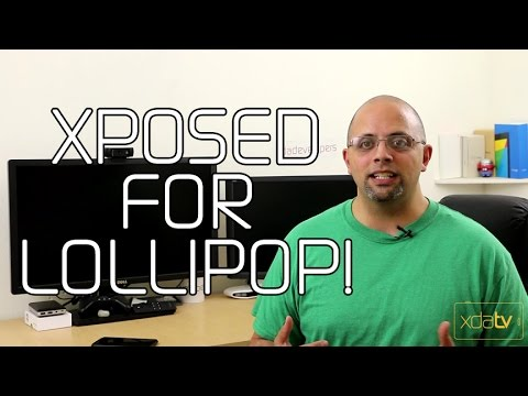 Xposed Framework with Lollipop Details – XDA Xposed Tuesday