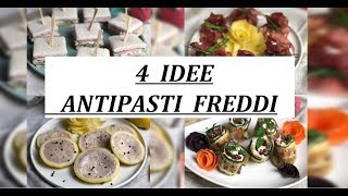 mille idee per un buffet antipasti freddi