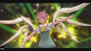 Tokyo Xanadu eX+ : All Soul Device Summon Cutscene