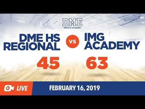 DME Regional vs. IMG