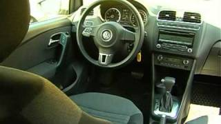 Тест-драйв Volkswagen Polo 3 двери.