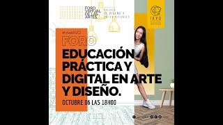 💻👩🎨🎨 Educación práctica y digital en arte y diseño