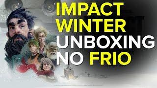 IMPACT WINTER - UNBOXING DE SOBREVIVÊNCIA