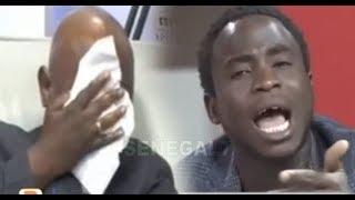 Sidy Diop chante le prophète et fait pleurer tout le monde
