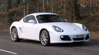 Porsche Cayman S Coupe - What Car?