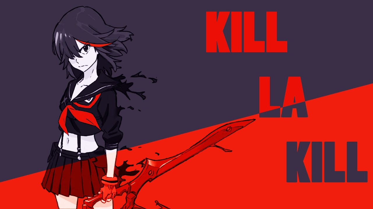 Kill la kill episode 1 kissanime
