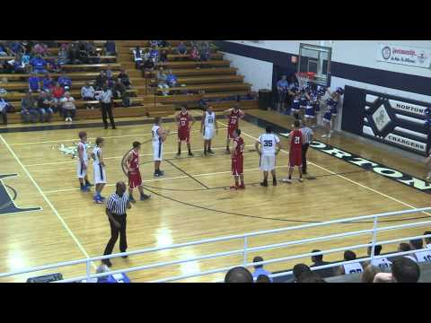 Horton Boys vs Hiawatha 1-30-15