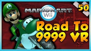 Mario Kart Wii Custom Tracks - DOLPHIN SABOTAGE?! - Road To 9999 VR | Ep. 50