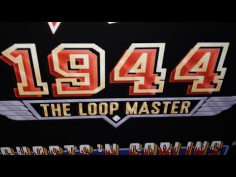 SosaFamBamBam Arcade1Up 1944 Playthrough from SosaFamBamBam Family