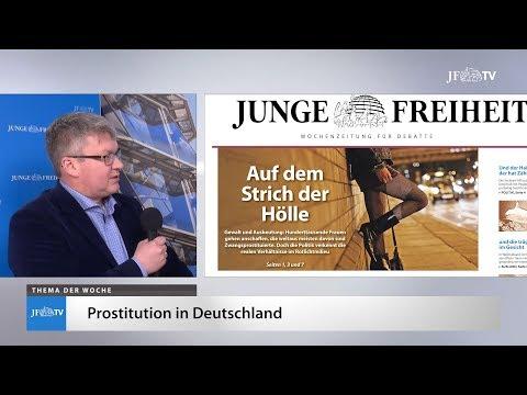 Ein Blick in die neue JF (07/2018): Prostitution in Deutschland