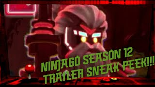 Ninjago season 12 trailer SNEAK PEEK!!!
