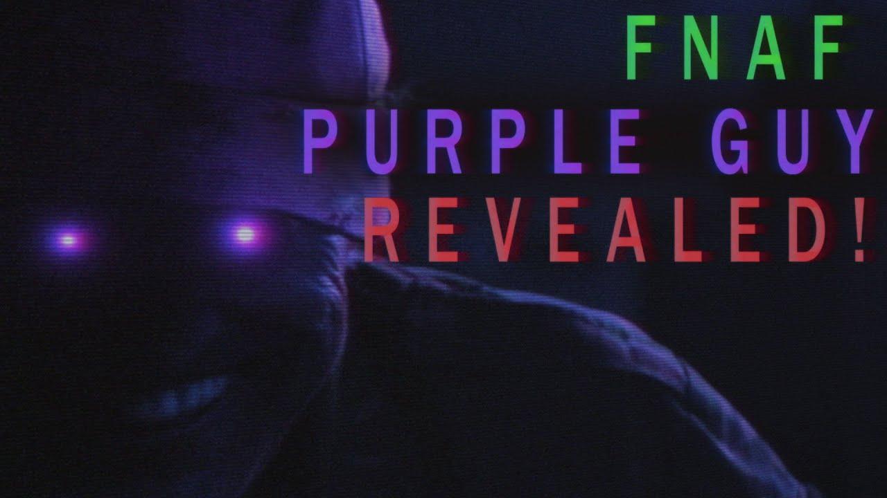 Purple Guy Fnaf Wiki Pl