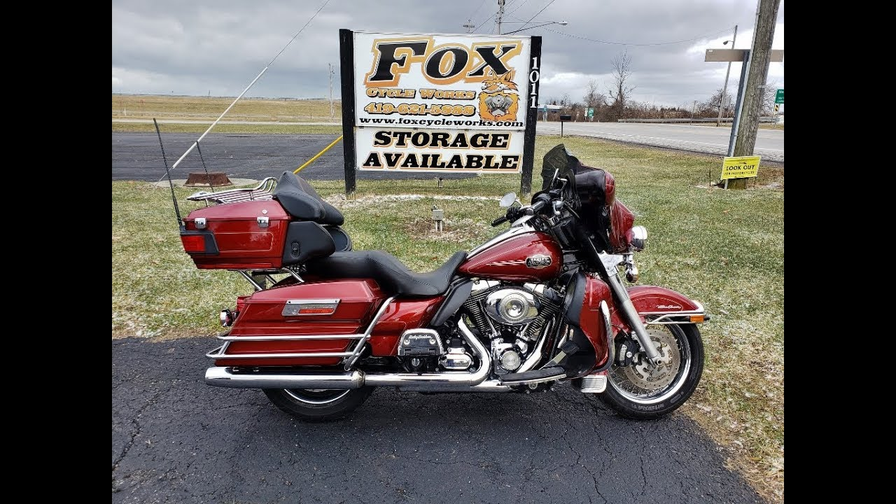 2010 Harley-Davidson® Touring Ultra Classic® Electra Glide®