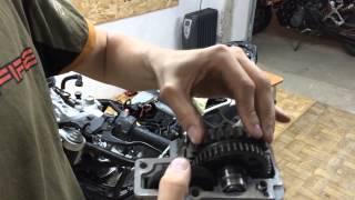 #И.М.Что такое обгонная муфта стартера мотоцикла и как она работает