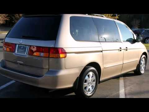 used 2003 honda odyssey ex minivan for sale tallahassee fl proctor youtube. Black Bedroom Furniture Sets. Home Design Ideas