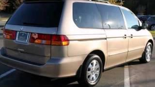 Used 2003 Honda Odyssey EX Minivan For Sale Tallahassee, FL Proctor