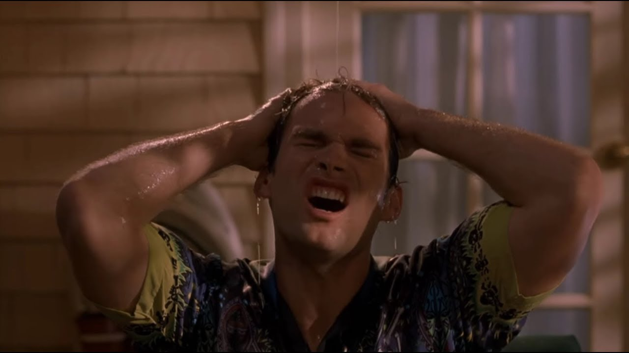 American Pie Band Camp Unrated Scenes american pie 2 - peed on [stifler gets a golden shower] (hd 1080p)