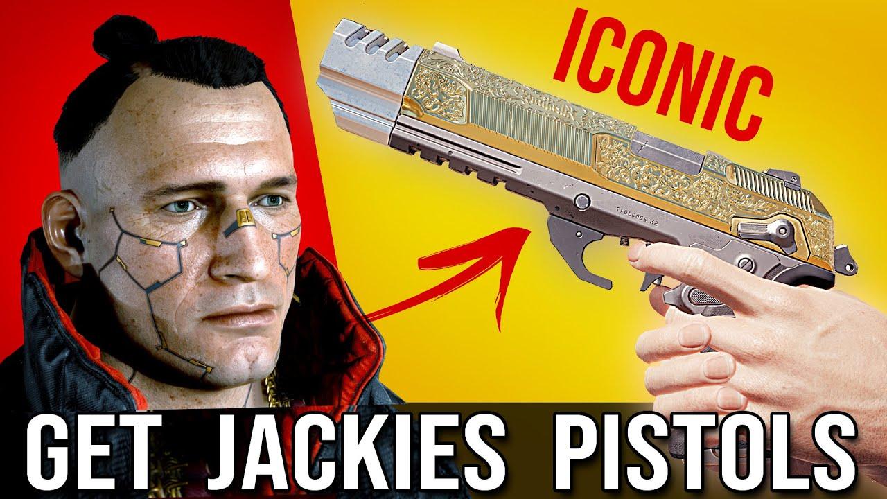 SPOILERS! Jackie's Legendary Guns, Don't Miss Them