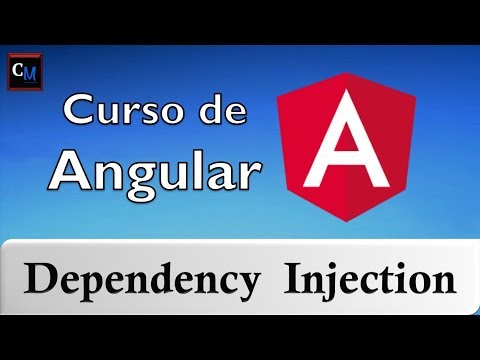 Curso de Angular [ Tutorial Angular ] - Dependency Injection thumbnail