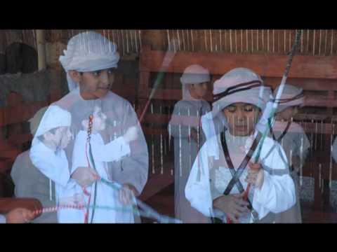 Al-Razfa, a traditional performing art