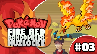pokemon firered randomizer nuzlocke episode 3 moltres for real
