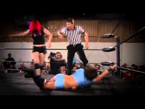 SHIMMER Women's Wrestling - Cheerleader Melissa Vs. Sweet Saraya Knight Feud Recap