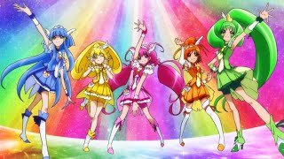 Repeat youtube video glitter force amv- I like it loud