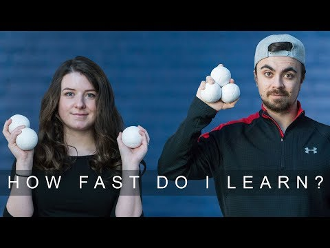Am I Really That Fast at Learning? An Experiment