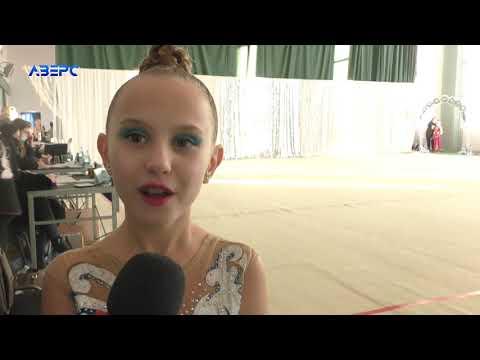 ТРК Аверс: «Зимова казка» у Луцьку від юних гімнасток