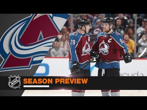 31 in 31: Colorado Avalanche 2018-19 season preview