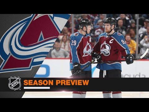 31 in 31: Colorado Avalanche 2018-19 season preview
