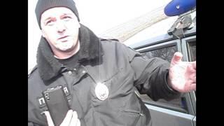 Словесный понос у полицейского