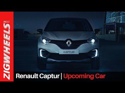 Renault Captur   Upcoming Car   ZigWheels.com