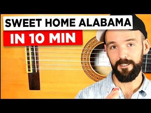 learn-to-play-guitar-for-beginners---sweet-home-alabama---easy-explanation
