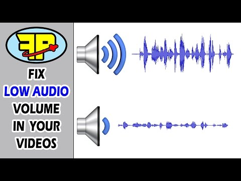 How To fix low audio volume in recorded YouTube videos