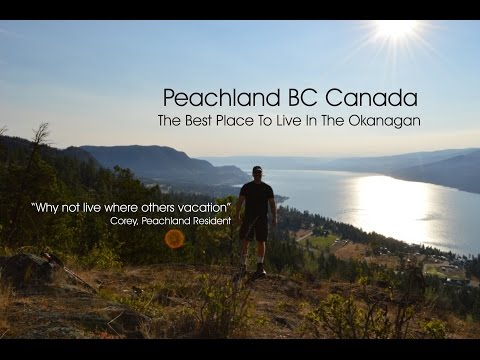 Peachland Is Paradise