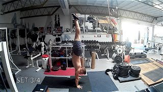 CONTROL THE MOVEMENT - HeSPU | Ring Chin-ups | Squats | Skin The Cat