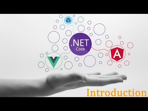 .Net Core x Vue x Angular - Blog - Introduction thumbnail