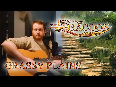 Legend of Dragoon - Grassy Plains [Acoustic/Synth Cover]