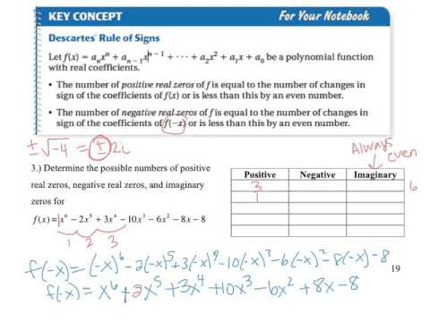 2.6 - Rational Root Theorem