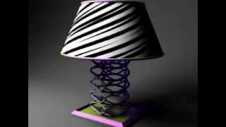 светильник, ночник, дизайн ночника, светильник для спальни