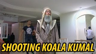 Mengintip Shooting Koala Kumal