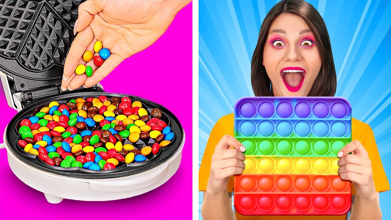 CRAZY HACKS THAT WILL MAKE LIFE EASIER || Smart Hacks And Tricks For Any Occasion by 123 Go! GENIUS