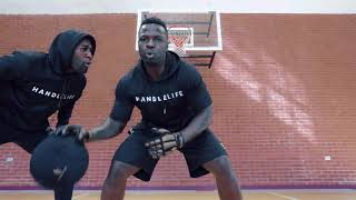 POWERHANDZ #WakeUpWorkout with Dribble2Much