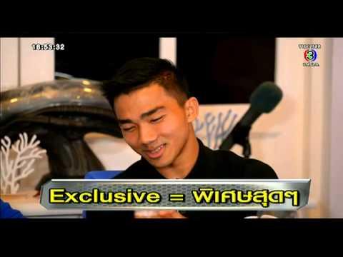 ช็อตเด็ดกีฬาแชมป์ | Foodball คุยไป ชิมไป บอลไทย  | 31-12-57
