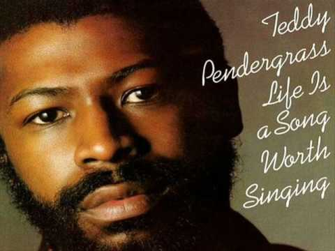 WHEN SOMEBODY LOVES YOU BACK - Teddy Pendergrass #1