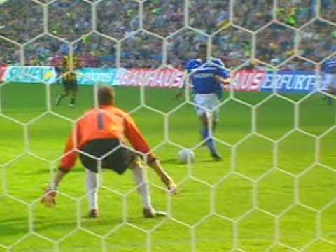 6. Spieltag 00-01  Dortmund-Schalke  0-4