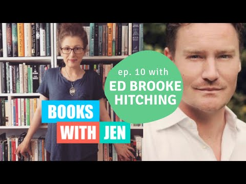 BOOKS WITH JEN: Ep. 10 | Weird Historical Facts with Ed Brooke Hitching