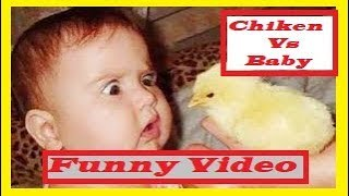 3M Fun and Fails | Cutest babies made my day | Chiken VS Baby