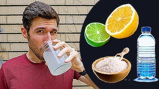 How to Make Homemade Gatorade With 3 Ingredients